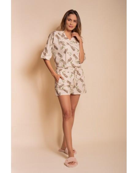 Short y Camisa Lupe 3