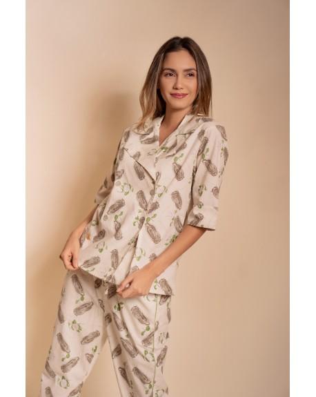 Pantalón y camisa Dama Lupe 3